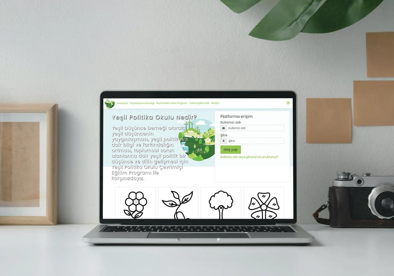 Yeşil Düşünce Derneği – Yeşil Politikalar Okulu